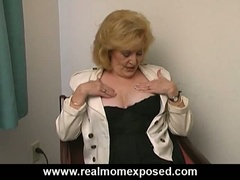 Fucking your busty blonde wife super hardcore down in vegas