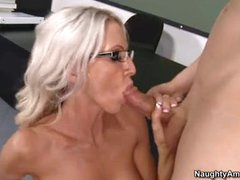 Rampant Emma Starr Rides Her Cum-hole On A Biggest Prick