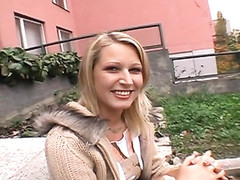 Legal Age Teenager blond widens for chap on hawt legal age teenager porn clips