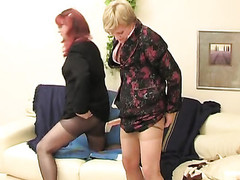 Redhead sissy guy with his homosexual co-worker getting the almost all from dildotoying