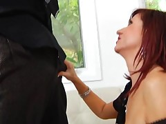 Hungry older is desirous to get mouth and love bubbles fucked hard