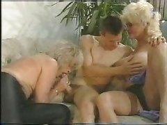 Son Mamma &amp,amp, Aunt - Karin Schubert &amp,amp, Lotta Topp by snahbrandy